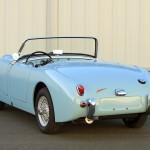 1962 Austin-Healey Bugeye Sprite