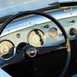 1962 Austin-Healey Bugeye Sprite Dashboard