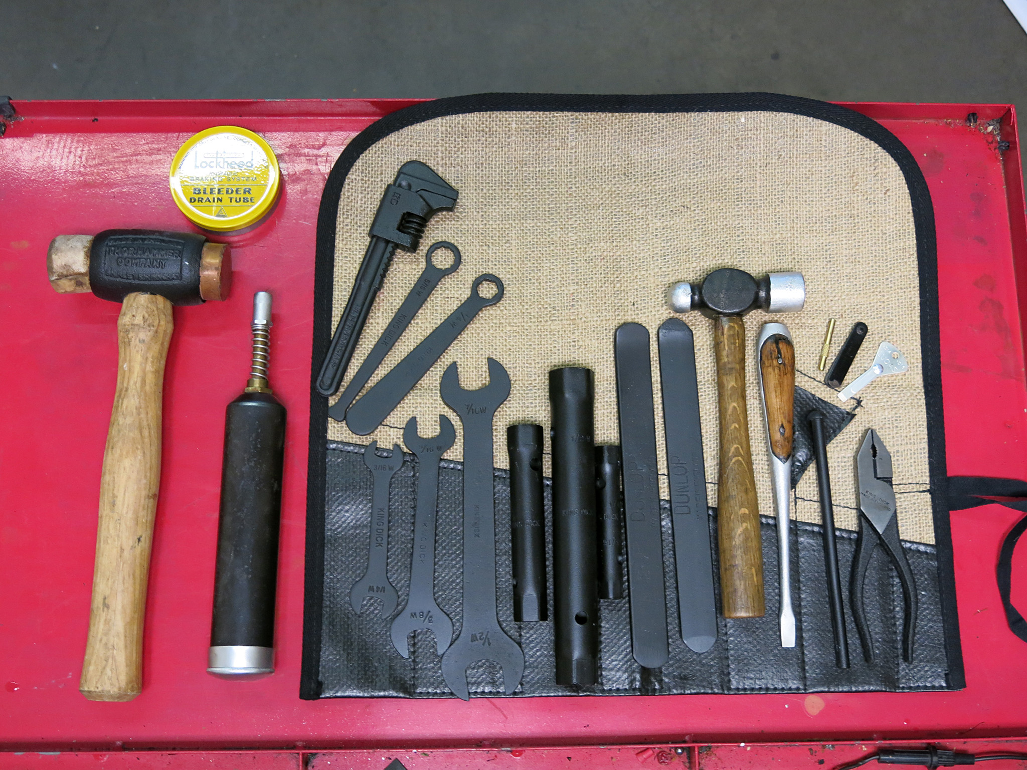 Didn't Mg midget tools PUTITA