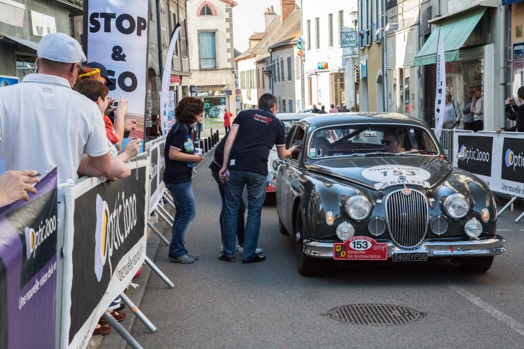 Pierre LE GLOAHEC-HENANFF & Alexandre BRASSEUR - 1959 A  Jaguar MK 1 3,4