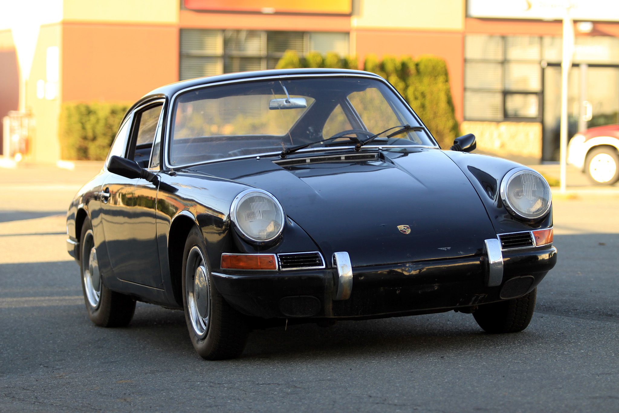 Sold Barn Find 1967 Porsche 912 Owen Automotive Canada