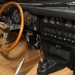 1970 Jaguar E-Type XKE Roadster Dashboard