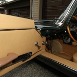1970 Jaguar E-Type XKE Roadster Door Panel