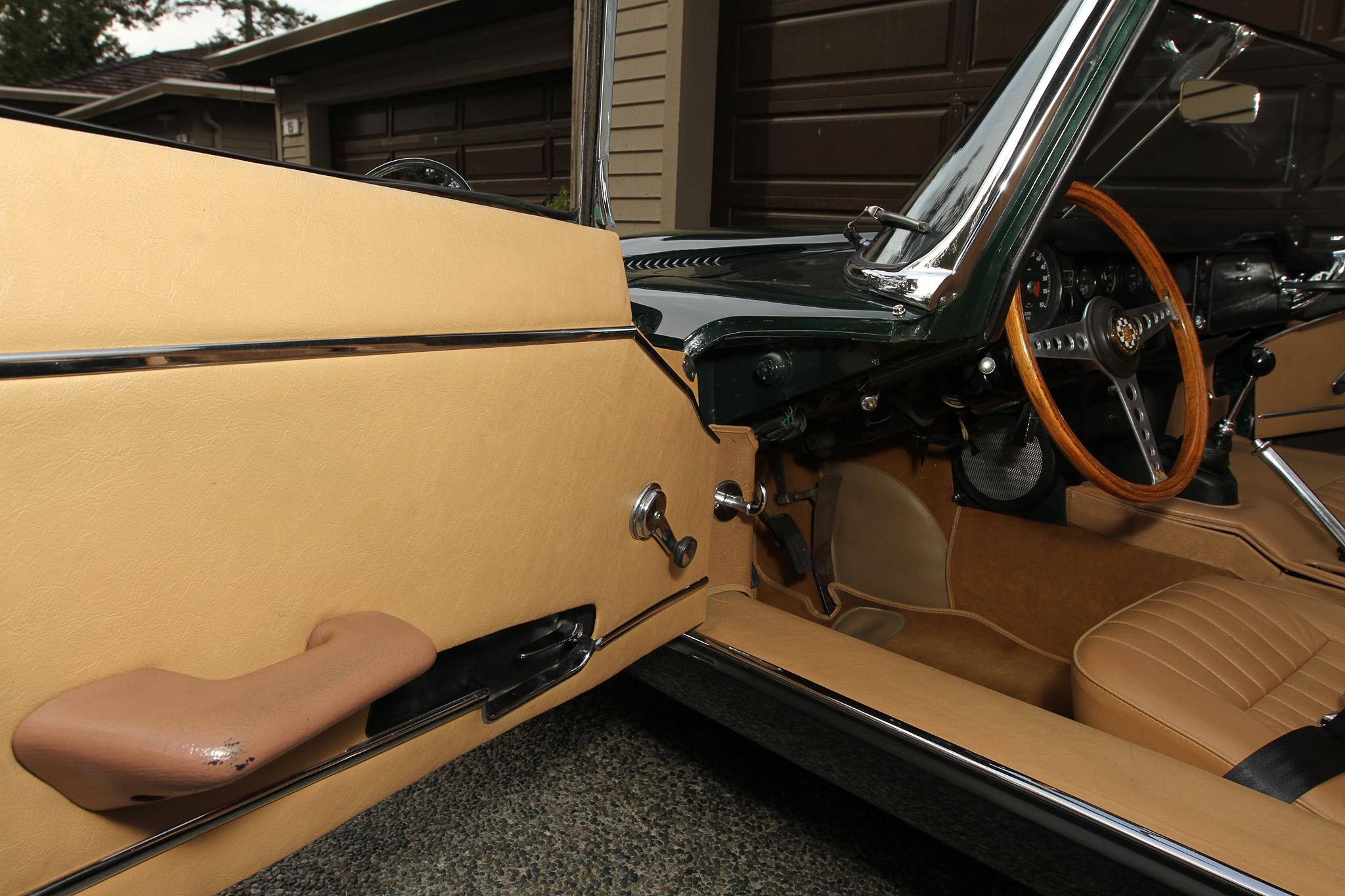 Sold 1970 Jaguar E Type Xke Roadster Ots Owen
