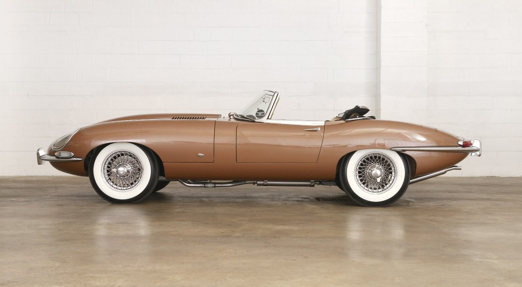 1961 Jaguar E-Type XKE Roadster 875323