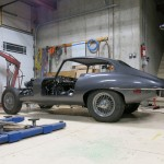 1969 Jaguar E-Type Series II S2 Restoration