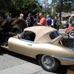 Opalescent Bronze 1962 Jaguar E-Type Roadster 876040