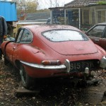 1963 Jaguar E-Type FHC 861107