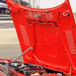 Carnelian Red 1980 Triumph TR8