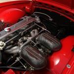 Signal Red 1974 Triumph TR6