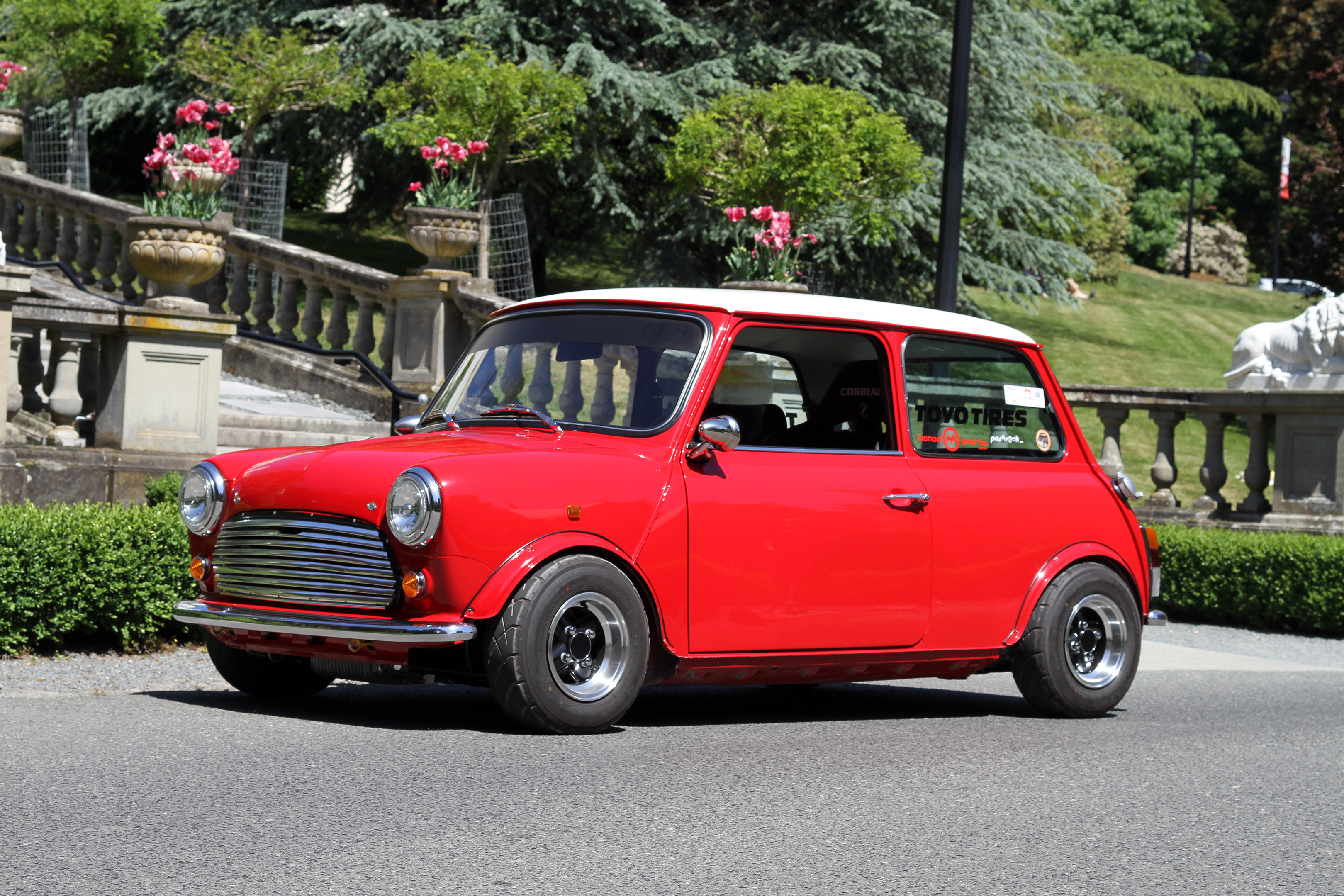 Sold Mini Autocross Champion Owen Automotive Canada