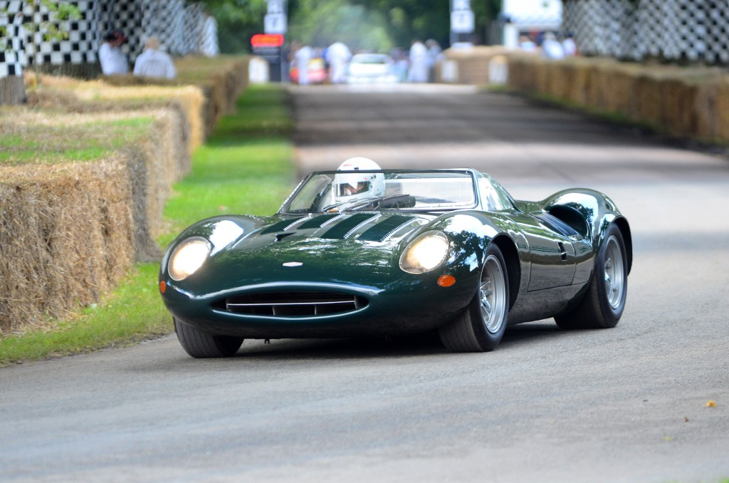 1966 Jaguar XJ13  at the 2016 Goodwood Festival of Speed