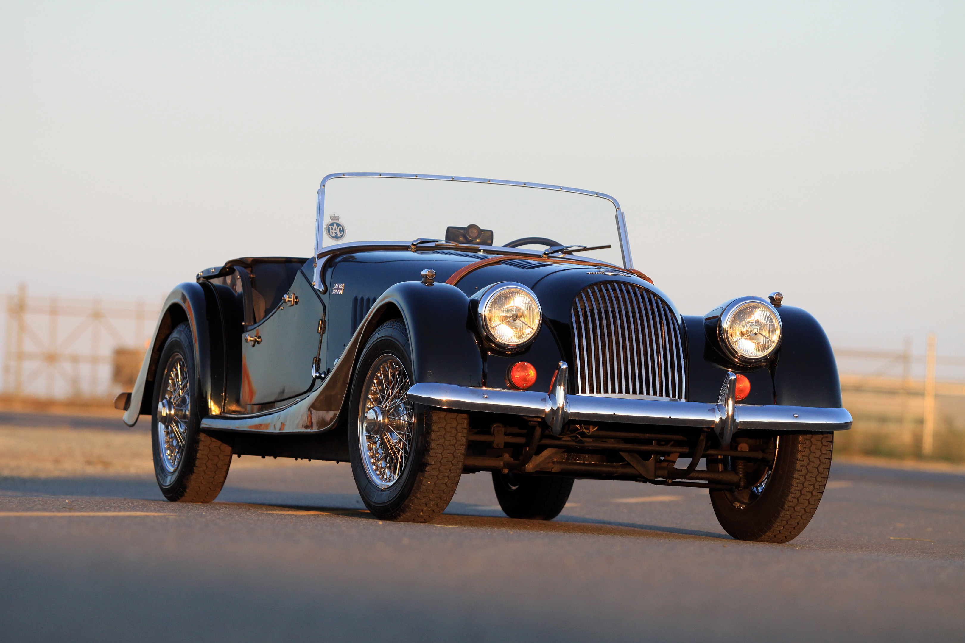 One Owner Car From  Matching Numbers Body Chassis And Engine Gt Is The Ford Powered Morgan Fit With The Kent Crossflow Engine