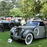 1938 MG VA Tickford Drop Head Coupé