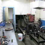 Engine Brake Room