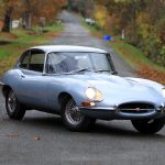 1967 Jaguar E-Type S1 2+2