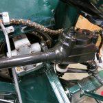 Rebuilt steering box