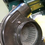 original-finish blower motor