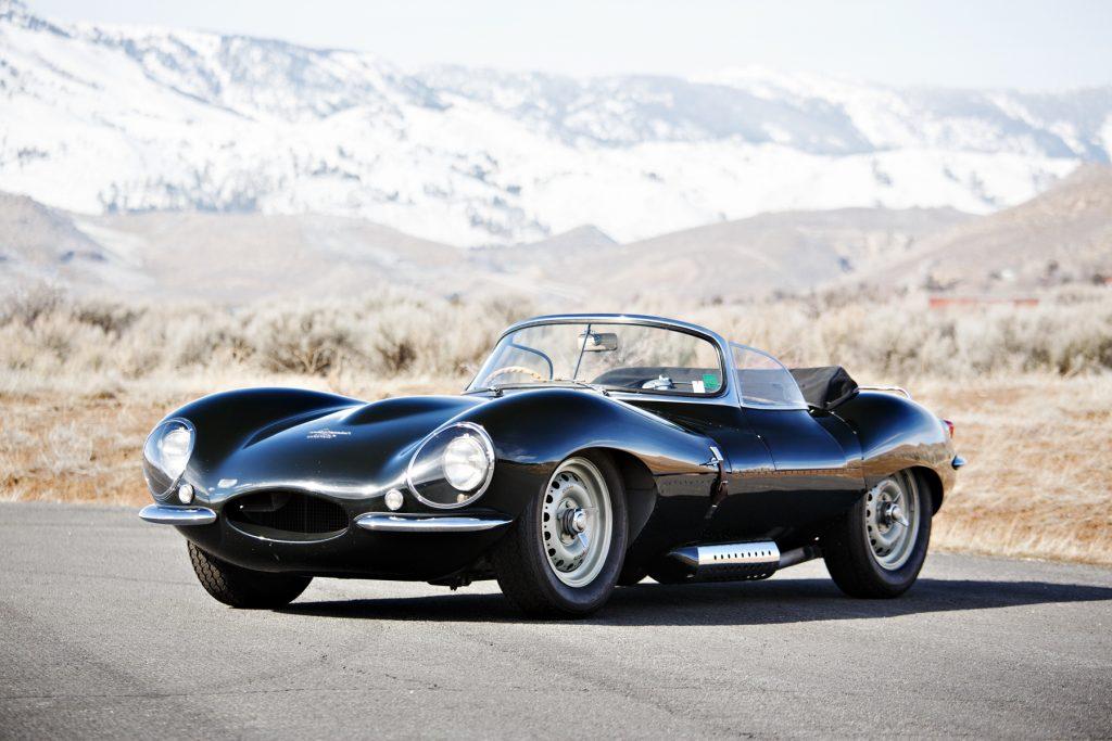 1957 Jaguar XK-SS 716
