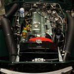 1967 Austin Healey BJ8 Engine Bay Restoration