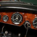 Restored 1967 Austin Healey BJ8 Dashboard