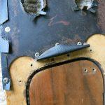 Unrestored 1967 Austin Healey BJ8 Dashboard