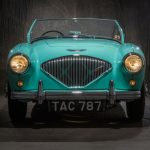 Florida Green 1955 Austin Healey 100 BN2