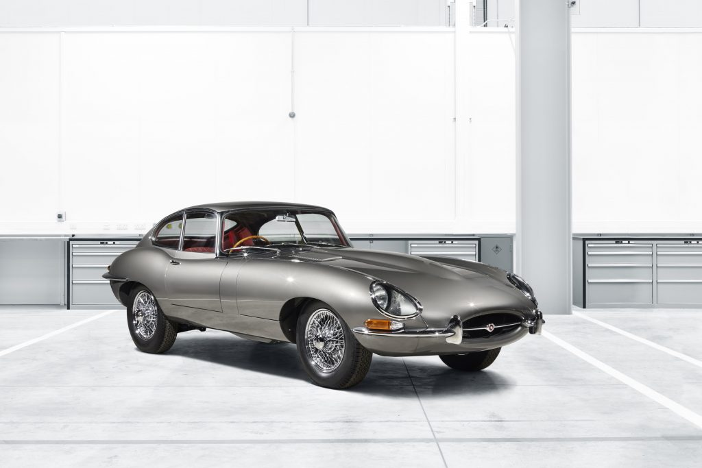 1967 Jaguar E-Type 4.2 Coupe