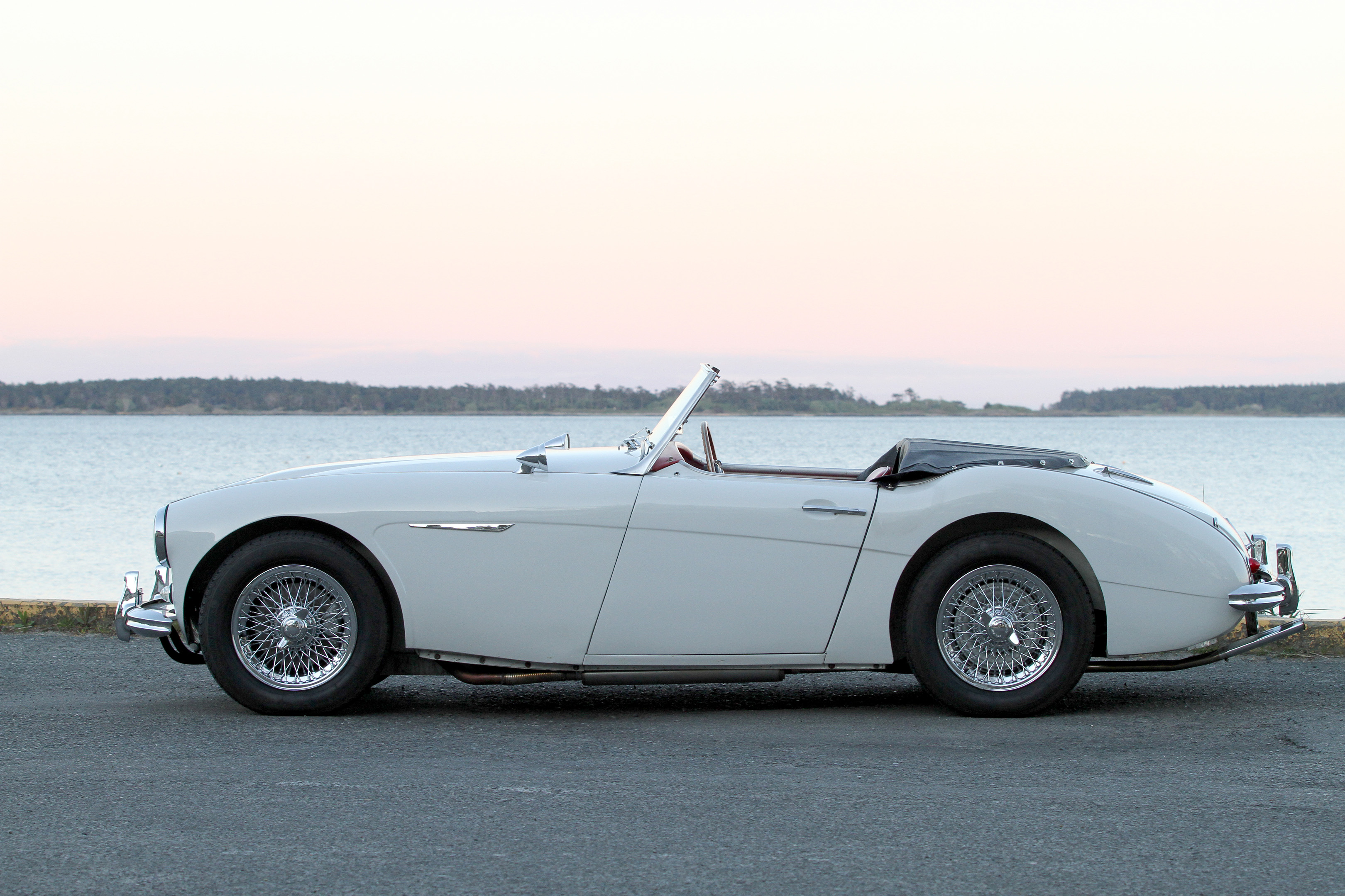 Bt7 Owen Automotive Canada Jaguar Xk150 Wiring Harness Rebuilt Overdrive By Autofarm Fuel Pump Exhaust System Wire Wheels Tires Hoses And Tonneau Comes With Side Curtains New Softtop