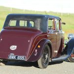 1936 Alvis Firebird Sports Saloon