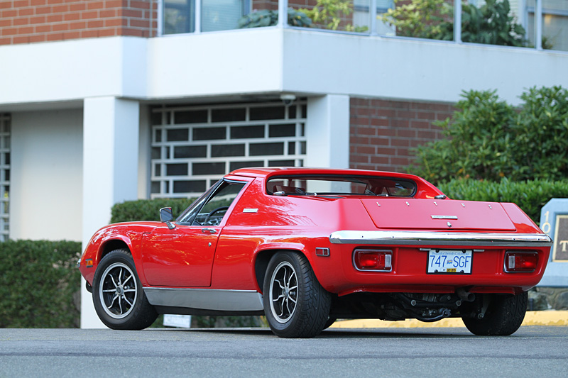 Worksheet. For Sale 1974 Lotus Europa Special  Owen Automotive Canada