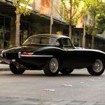 Black 1966 Jaguar E-Type Series 1 4.2-Litre Roadster 1E 13575