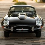 Black 1966 Jaguar E-Type Series 1 4.2-Litre Roadster 1E 13575