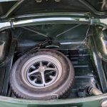 British Racing Green 1974 MGB