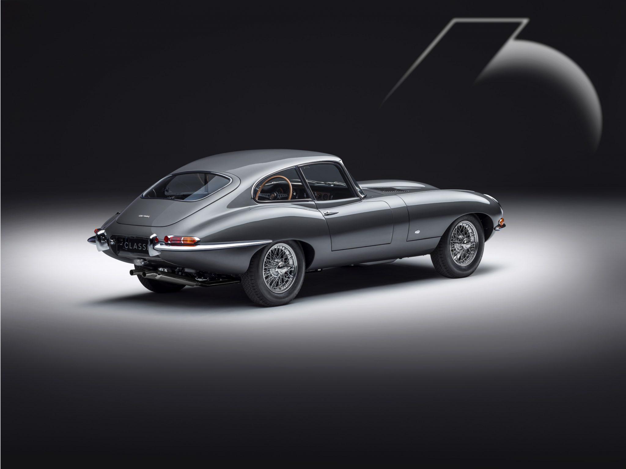 1961 Jaguar E-Type XKE 60th Anniversary